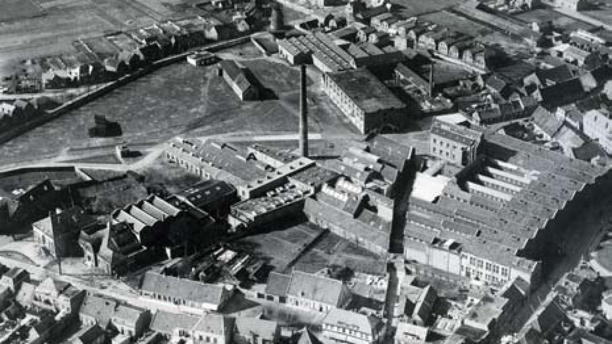 Het Jurgenscomplex in 1922