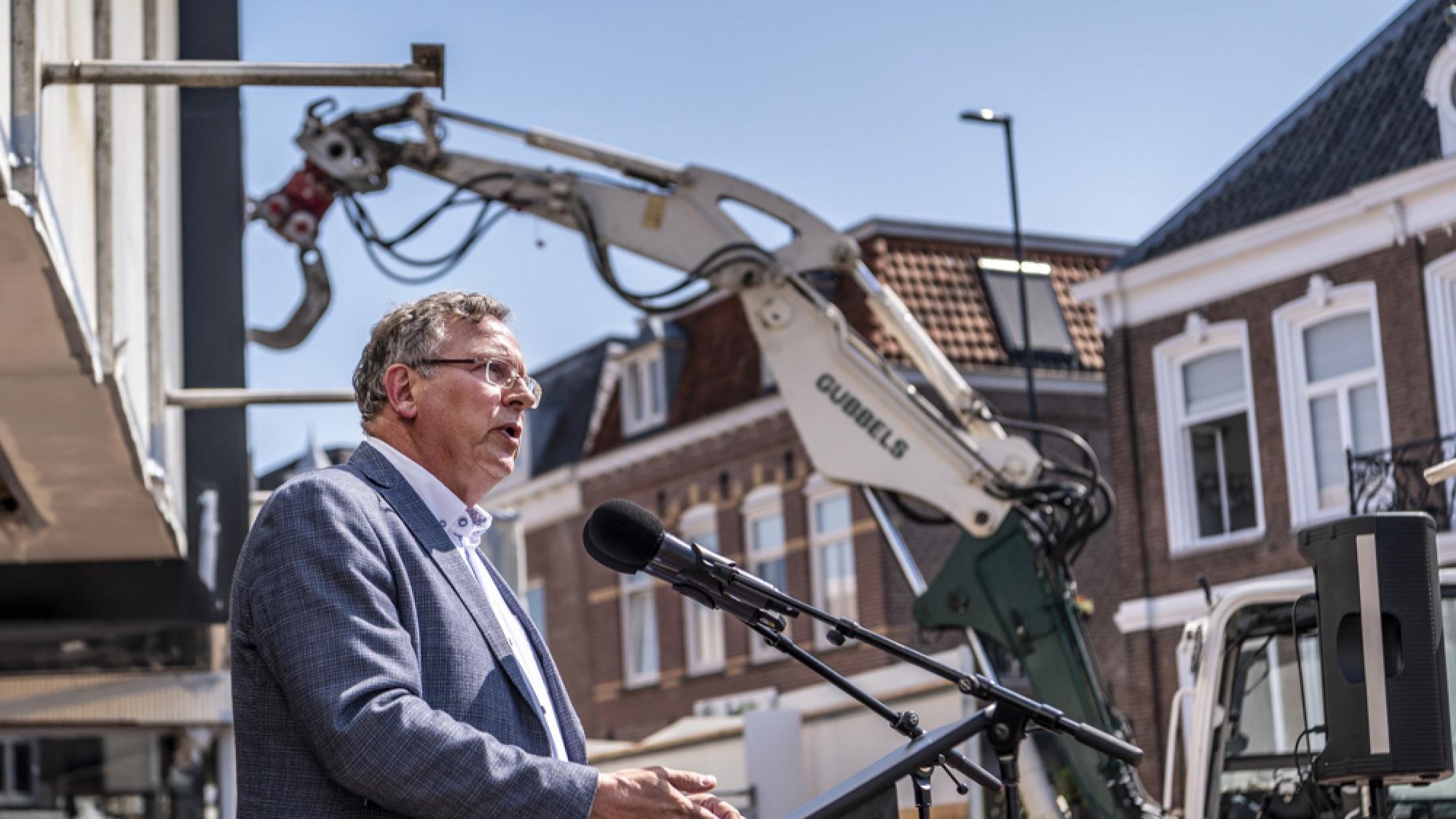 Speech van Joop van Orsouw