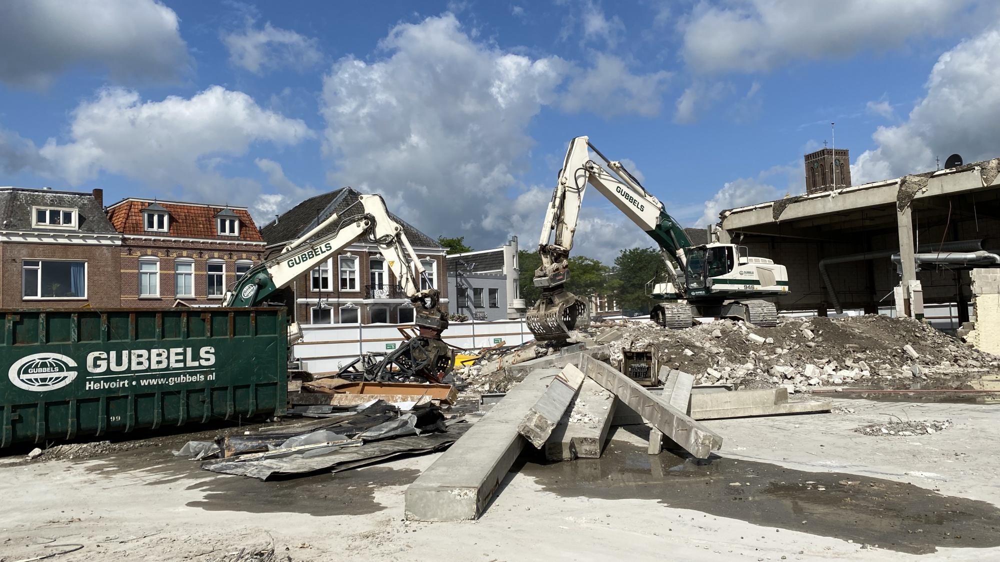 sloop gebouw
