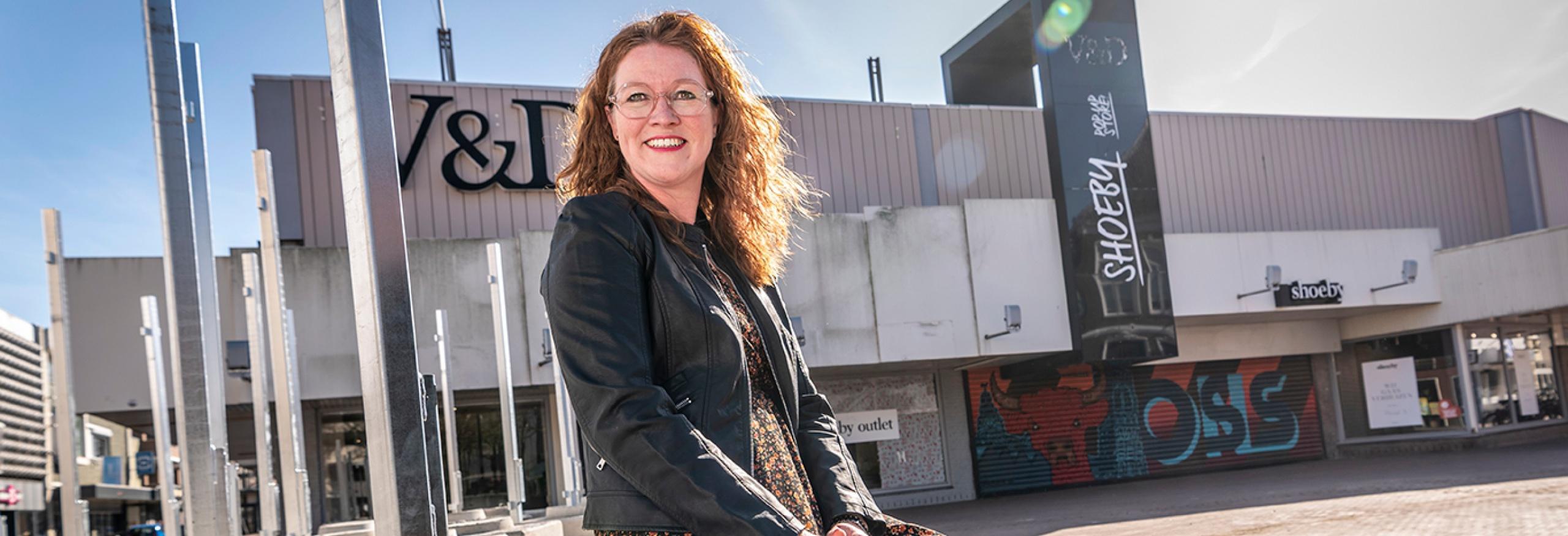 Heidi Oosterveen Makelaar bij Van der Krabben