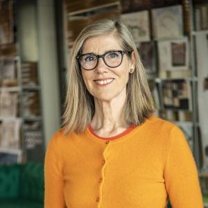 Liesbeth van der Pol, architect en eigenaar bij Dok architecten én voormalig Rijksbouwmeester