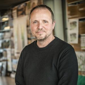 Patrick Cannon, eigenaar bij Dok architecten