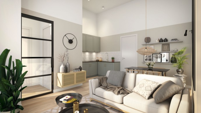 Appartement type B